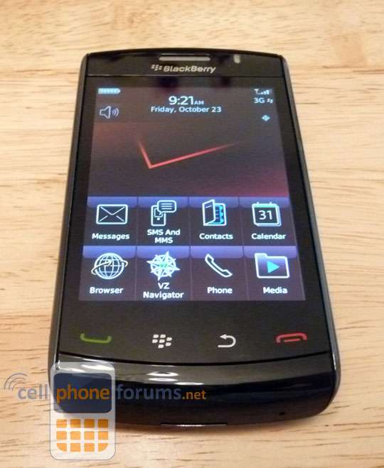 BlackBerry Storm 2 Releasing On October 28th, 2009